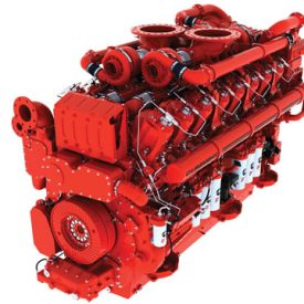Cummins engine QSK95